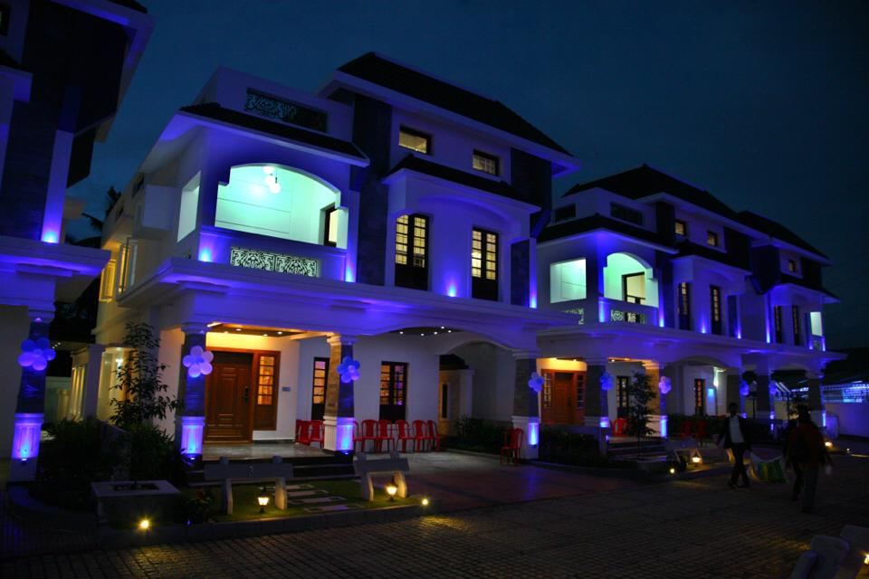 villas in cochin
