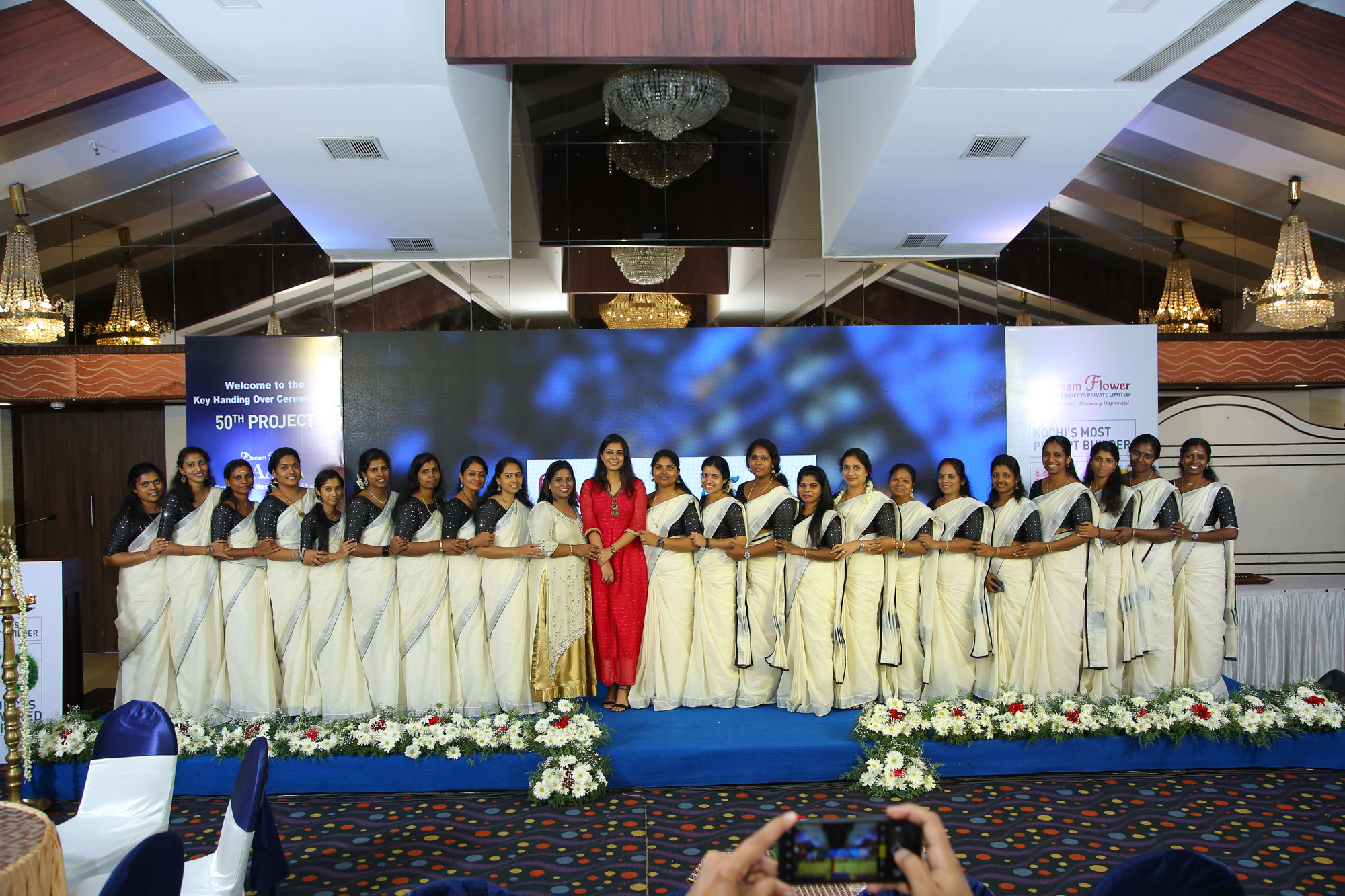 women power - builders in Kochi