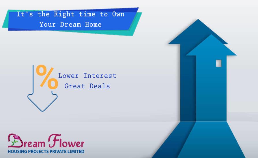 Own a dream home now