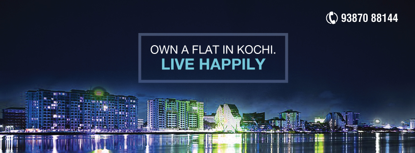 An Apartment in Kochi, Kerala: A Good Investment in a post-pandemic state