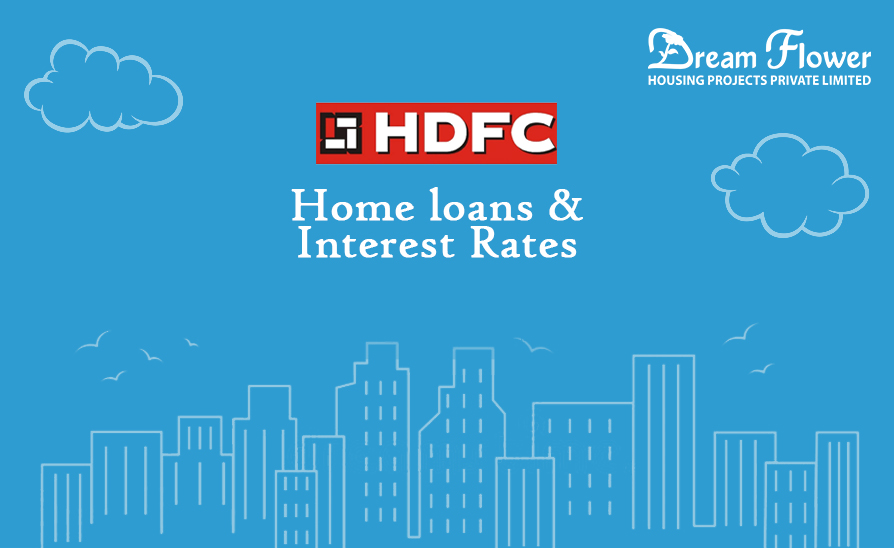 HDFC interest