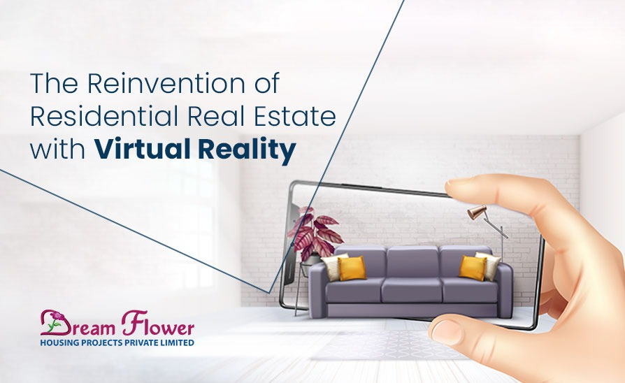 The reinvention of residential real estate with Virtual Reality