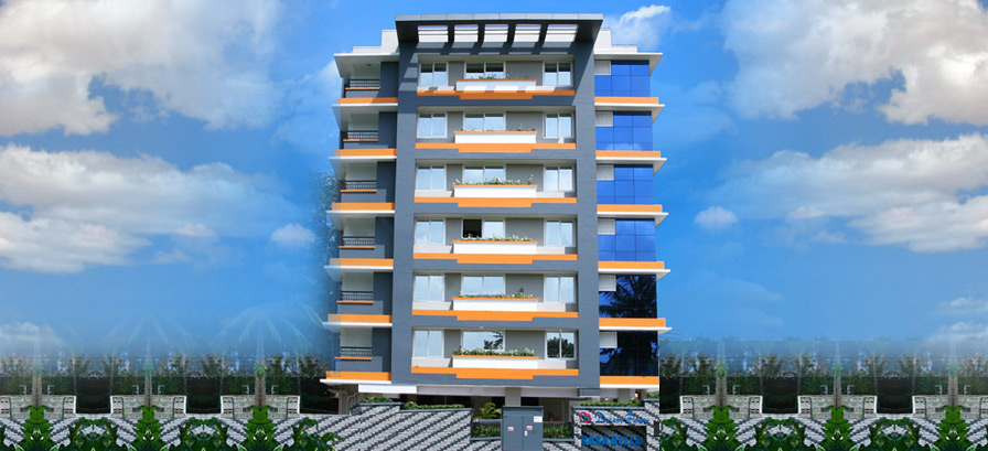 3 bhk apartments in vyttila