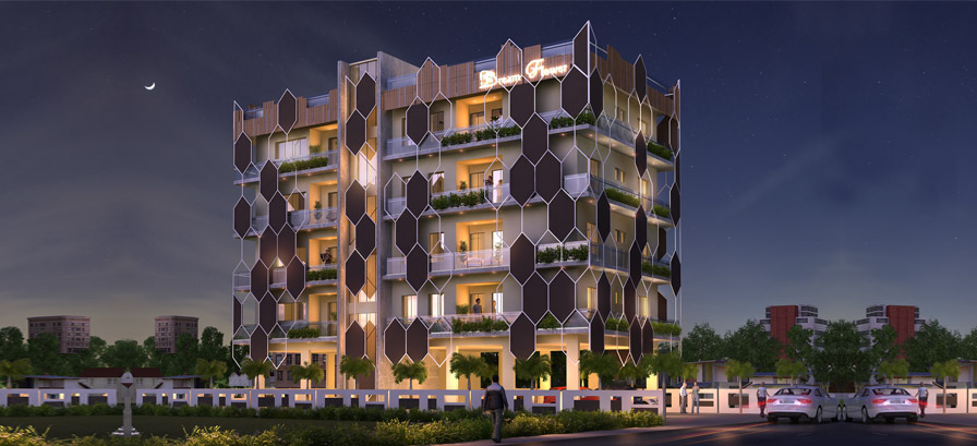 budget flats for sale in mg road