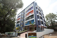 New flats in Kalamassery