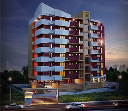 Luxury Flats in cochin