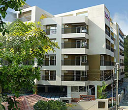 Luxury flats in Kochi