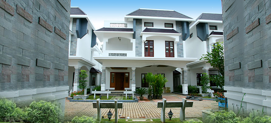 Villa rio - luxury villa in chalikkavattom, vyttila